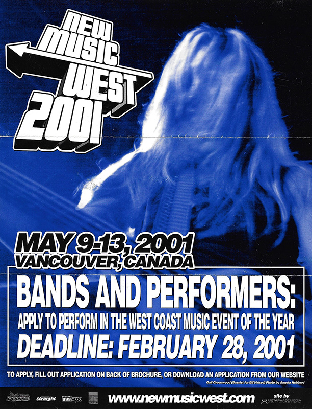 NEW MUSIC WEST 2001